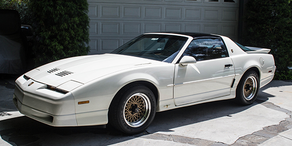 1989 Pontiac Firebird Turbo Trans Am for sale