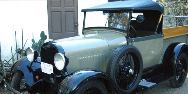 1928 Ford Model A Roadster Pick-Up for sale